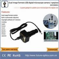 Buy cheap MVV3000CL digital microscope eyepiece camera equipped with high resolving power relay lens from wholesalers
