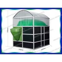Buy cheap Biogas plant technology and Machinery Product Portable Biogas Plant with High-efficiency from wholesalers
