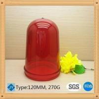 Buy cheap 120mm 270g Plastic preform for wide mouth candy, food, seasoning, spice jar from wholesalers