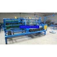 Buy cheap Mesh width adjustable chainlink fence machine from wholesalers