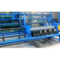 Buy cheap Mesh width adjustable fencing machine from wholesalers