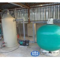 Buy cheap Aquaculture raw water pretreatment system from wholesalers