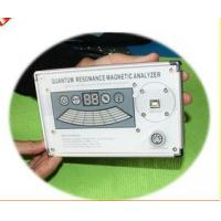 Buy cheap Sub Health Quantum Body Health Analyser , Quantum Resonant Magnetic Analyser OEM AH-Q6 from wholesalers
