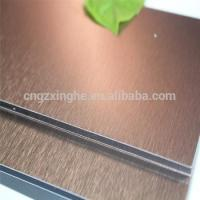 Buy cheap Aluminum Plastic Sandwich Panels 5mm PVDF Coated from wholesalers