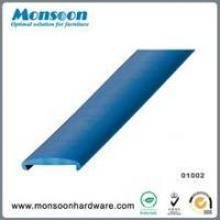 Buy cheap High quality PVC u-shaped plastic profiles table edge bander for furniture from wholesalers