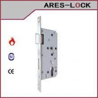 Buy cheap DIN hand lock Mortise DIN door lock from wholesalers