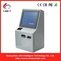 Buy cheap Wifi Safety Self Service Kiosk Information Totem For Digital Signature from wholesalers