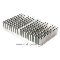 Buy cheap Aluminum extrusion parts series,7075, etc. from wholesalers