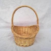 Buy cheap Wicker Flower Baskets china wicker basketry for flower storage product