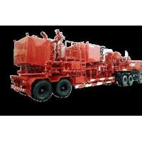 Buy cheap Trailer Mounted Cementing Equipment from wholesalers