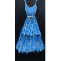 Buy cheap Hand oil painting SH091 skirt Ⅰ from wholesalers