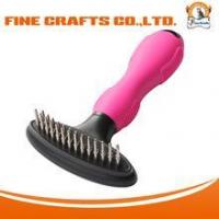 Buy cheap Finepet Double Row Dog Grooming Combs With Replaceable Head from wholesalers