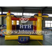 Buy cheap Inflatable bouncy castle coconut tree inflatable jumping castle from wholesalers