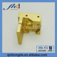 Buy cheap CNC Machining and lathe Custom Bead Blasted Anodized Aluminum Parts from wholesalers
