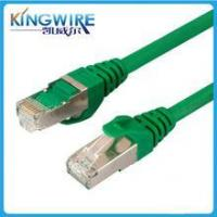Buy cheap Customized cat5 cat5e cat6 cat6a utp patch cable from wholesalers