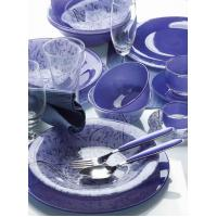 Buy cheap Clear Glass Dinner Set from wholesalers