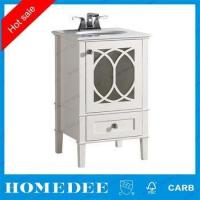 Buy cheap commercial hotel spanish bathroom vanity from wholesalers