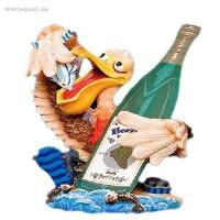 Buy cheap Bottle Holder Polyresin Duck Wine Bottle Holder - SZ-BH-010 from wholesalers