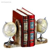 Buy cheap Stationery Polyresin Globe Book End - SZ-BE-016 from wholesalers