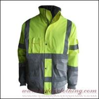 Buy cheap High Visibility Reflective Jacket 12001 from wholesalers