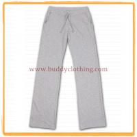 Buy cheap Tie front drawstring yoga pant long 11001 from wholesalers