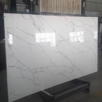 Buy cheap white marble tiles product
