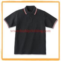 Buy cheap Combed Cotton Blank Polo Shirt 11003 from wholesalers