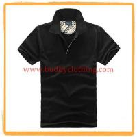 Buy cheap Business Cotton Blank Polo Shirt 11002 product