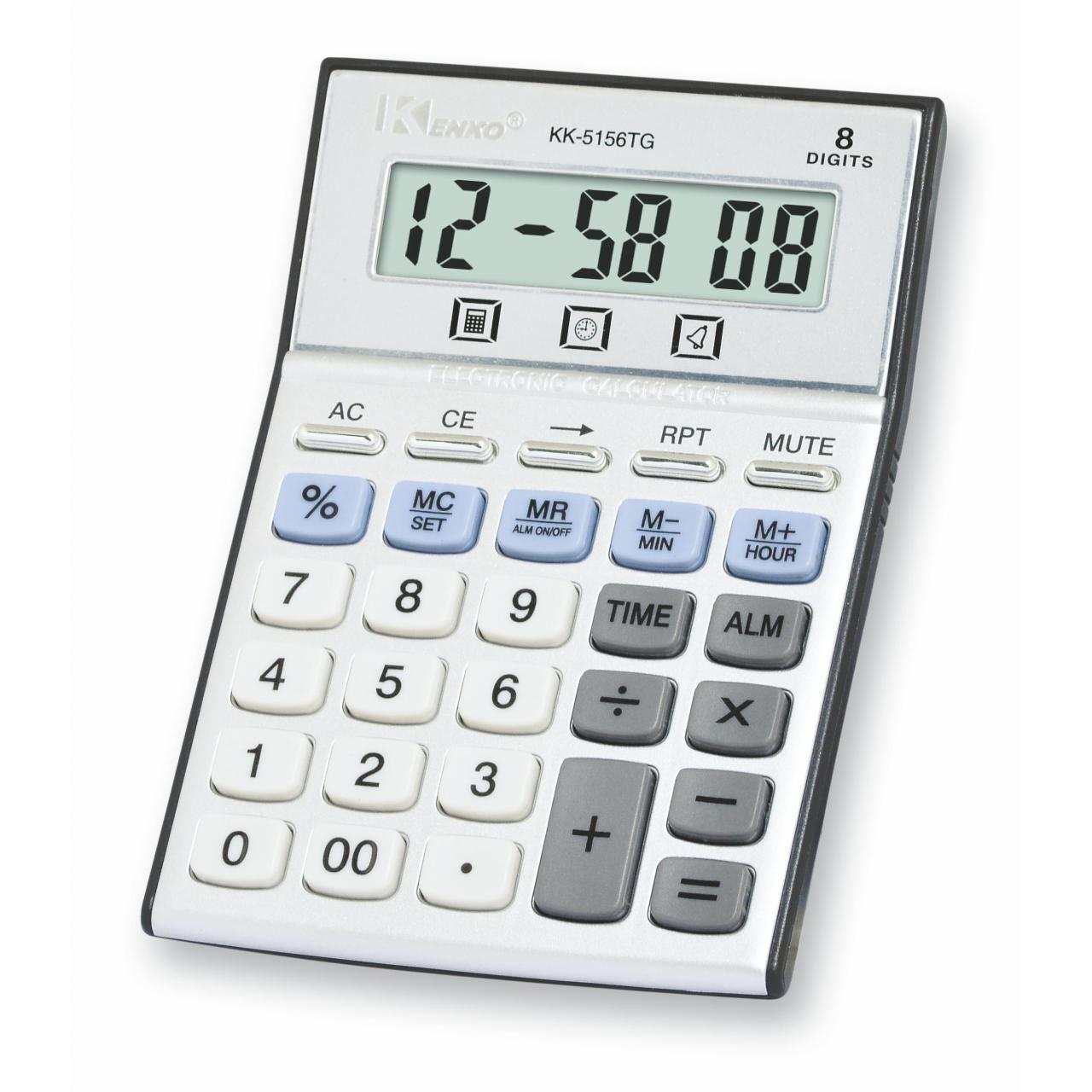 Buy cheap Foreign Language . Talking Calculator KK-5156TG from wholesalers