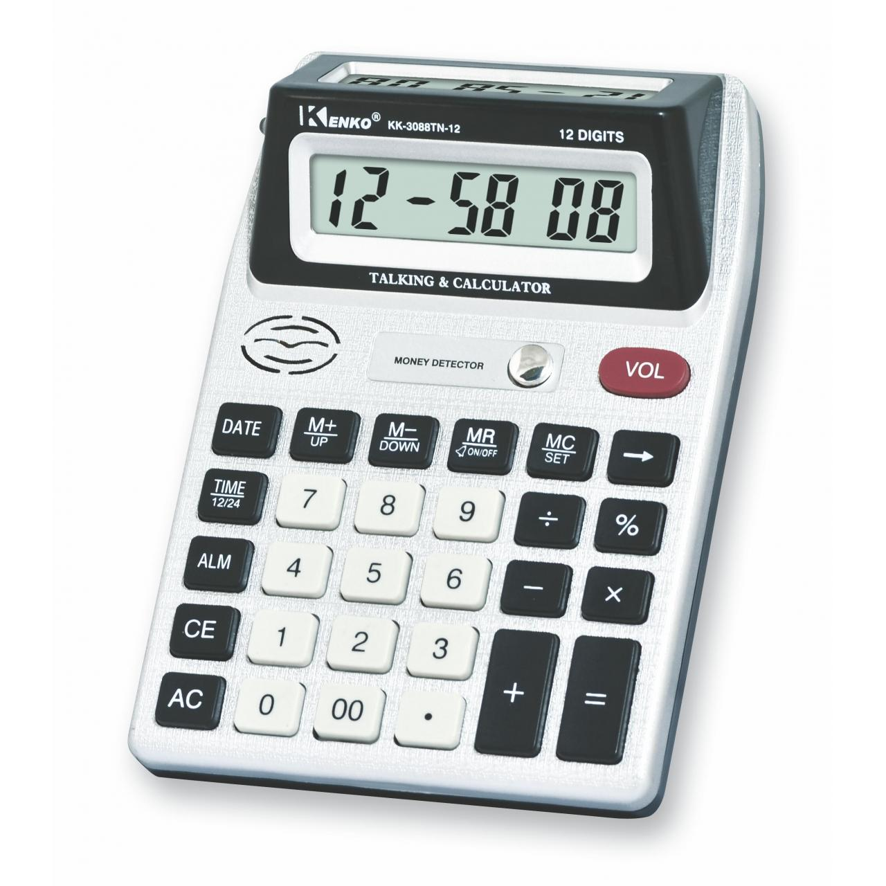 Buy cheap Foreign Language . Talking Calculator KK-3088TN-12 from wholesalers