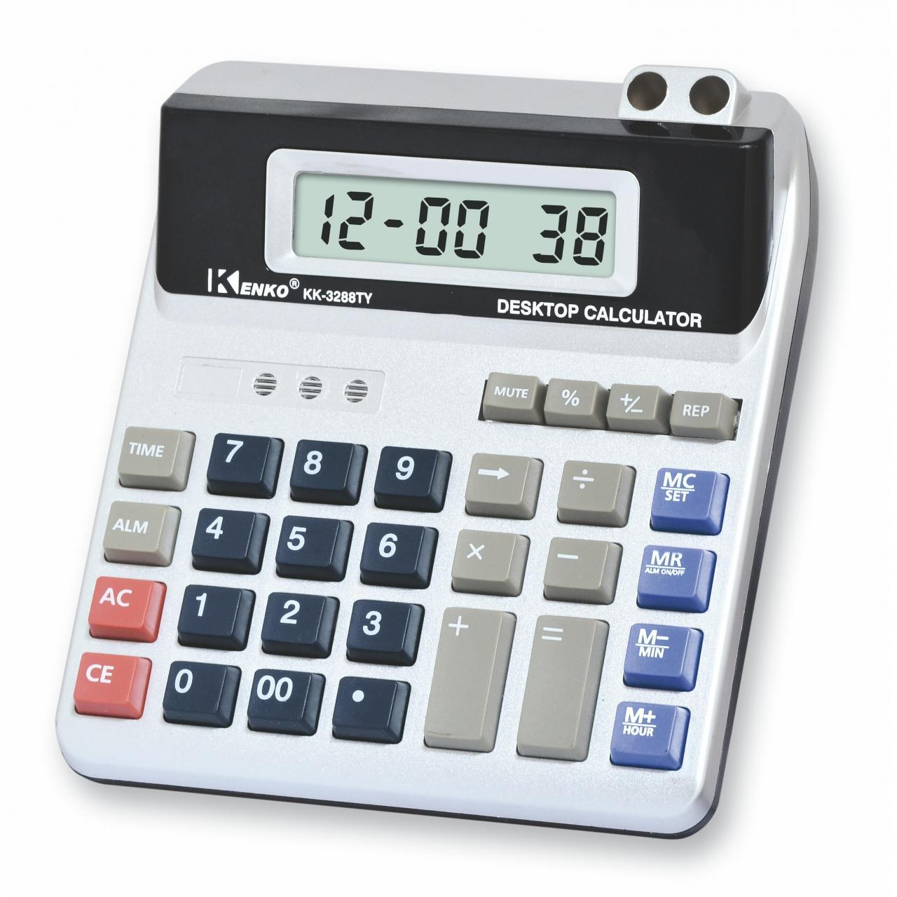 Buy cheap Foreign Language . Talking Calculator KK-3288TY from wholesalers