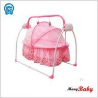 Buy cheap baby swing beds, rocking beds for babi, metal baby cribs, swing cots from wholesalers