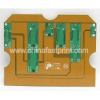 Buy cheap PCB Fabrication 6-layer immersion tin rigid-flex board from wholesalers
