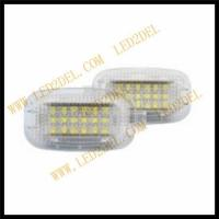 Buy cheap LED License plate light w204 led license plate light lamp from wholesalers