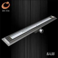 Buy cheap F Series stainless steel linear floor waste BJ-LSF- TG01 product