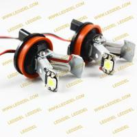 Buy cheap BMW LED angel eyes H8V 6W from wholesalers