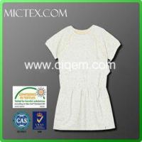 Buy cheap Dresses Ruffled little raglan sleeve girl_s Jersey t-shirt dress OEM, OEKO-TEX,ISO9001 from wholesalers