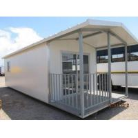 Buy cheap Light Steel Prefab Container Homes / Prefabricated Home Kits For Living from wholesalers