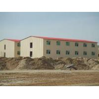 Buy cheap Low Cost Prefab Commercial Buildings / Energy Saveing Prefab Metal Building from wholesalers