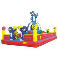 Buy cheap Large Inflatables Products Small Naughty Cat Model:LI-031 from wholesalers