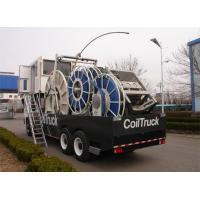 Buy cheap Truck Mounted Oilfield Vehicles Coiled Tubing Unit 12.0 2.55 4.00m from wholesalers