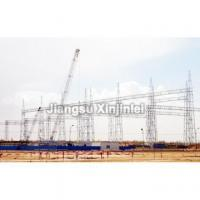 Buy cheap Substation Structure 750kV Substation Steel Structure from wholesalers