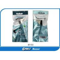 Buy cheap Black Twin Blades Disposable Razor Safety Razors Stable Fixed Head from wholesalers