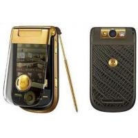 Buy cheap Motorola MING A1600 Gold Edition Quad band Phone Item No.: 523 from wholesalers