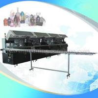 DX-S104 Four Color Screen Printing Machine