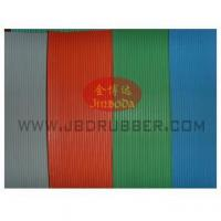 Fine Ribbed Rubber Mat Quality Fine Ribbed Rubber Mat