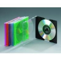 Buy cheap CD Case Mini 4.5MM CD Case for 8cm disc(color) from wholesalers