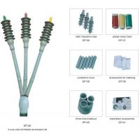 Buy cheap Heat Shrinkable Accessories 3-core cold shrinkable termination kit from wholesalers