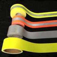 Buy cheap Reflective Tape High Visibility Reflective flame retardant warning tape from wholesalers
