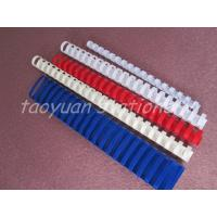 Buy cheap File Folder Accessories plastic binding comb from wholesalers